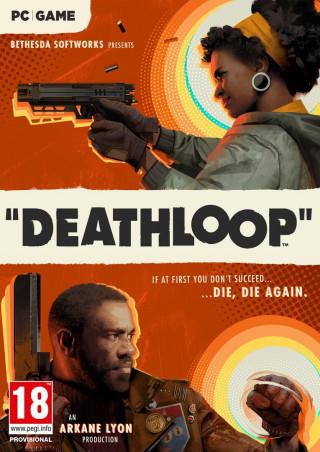 PCG Deathloop