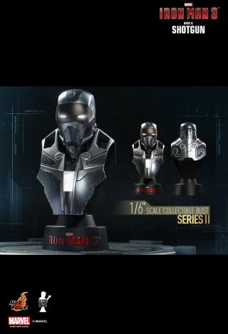 Statue Iron Man 3 - Deluxe Set 2