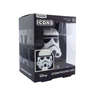 Lampa Paladone Icons Star Wars - Stormtrooper Light