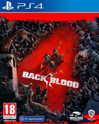 PS4 Back 4 Blood