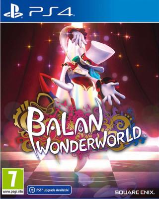 PS4 Balan Wonderworld