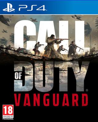 PS4 Call of Duty - Vanguard