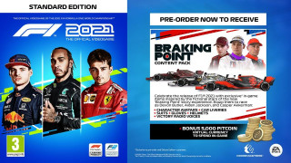 PS4 Formula 1 - F1 2021