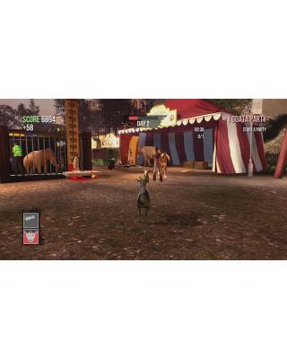 PS4 Goat Simulator The Bundle