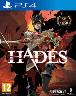 PS4 Hades