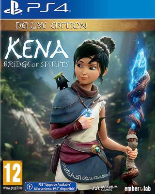 PS4 Kena Bridge of Spirits - Deluxe Edition