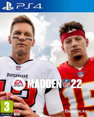 PS4 Madden NFL 22