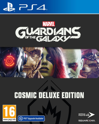 PS4 Marvel's Guardians Of The Galaxy - Cosmic Deluxe Edition