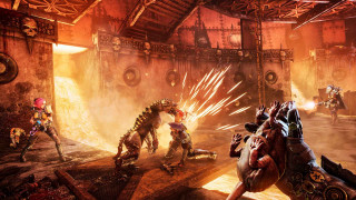 PS4 Necromunda: Hired Gun