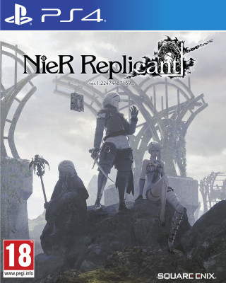 PS4 NieR Replicant ver.1.22474487139…