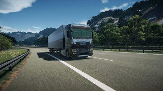 PS4 On The Road Truck Simulator