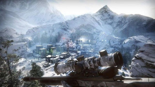 PS4 Sniper - Ghost Warrior - Unlimited Edition