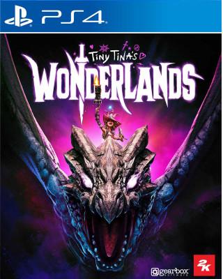 PS4 Tiny Tina's Wonderlands