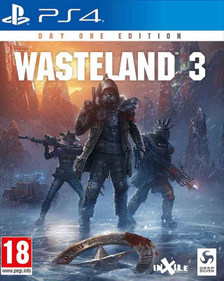 PS4 Wasteland 3 - Day One Edition