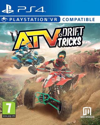 PS4 ATV Drift & Tricks (PSVR Compatible)