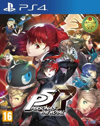 PS4 Persona 5 Royal