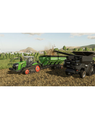 PS4 Farming Simulator 19 Premium Edition