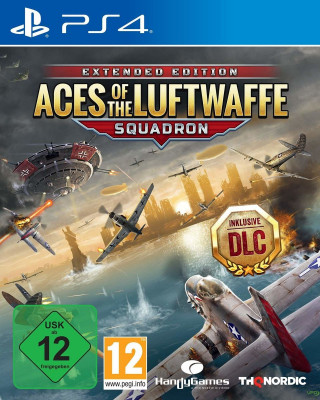 PS4 Aces of the Luftwaffe - Squadron - Extended Edition