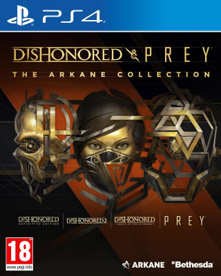 PS4 Dishonored & Prey - The Arkene Collection