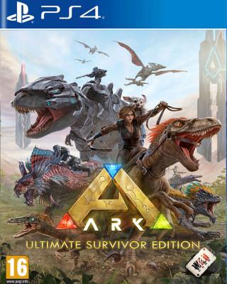 PS4 ARK Ultimate Survivor Edition