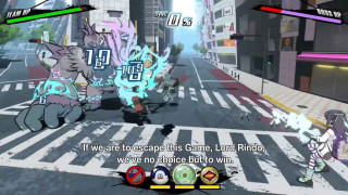 Switch Neo - The World Ends With You