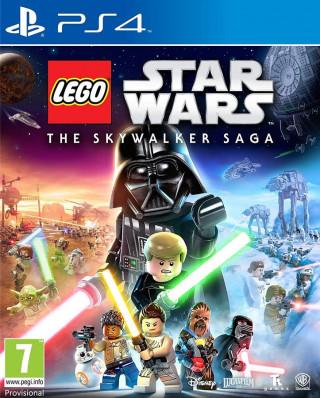 PS4 LEGO Star Wars - The Skywalker Saga
