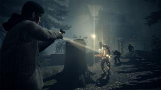 PS5 Alan Wake Remastered