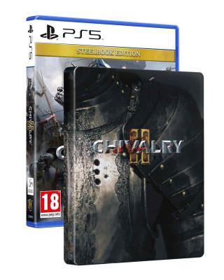 PS5 Chivalry II Steelbook Edition