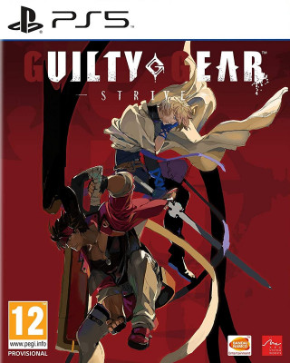 PS5 Guilty Gear Strive