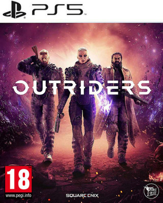 PS5 Outriders - Day One Edition