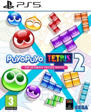 PS5 Puyo Puyo Tetris 2