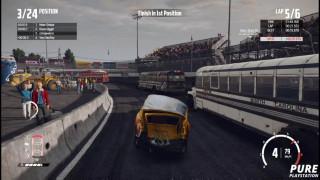PS5 Wreckfest