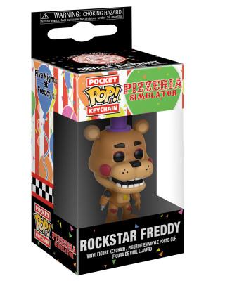 Privezak Pocket POP! Pizza Sim - Rockstar Freddy