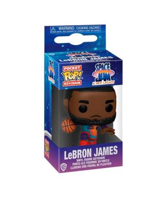 Privezak Pocket POP! Space Jam - A New Legacy - LeBron James