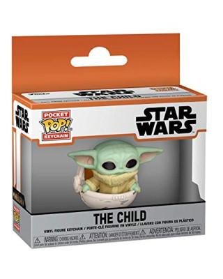 Privezak Pocket POP! Star Wars Mandalorian - The Child In Canister