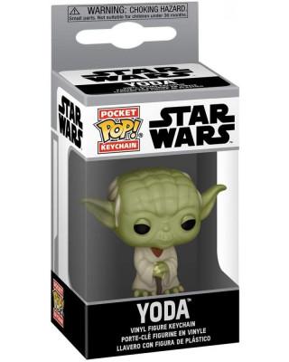Privezak Pocket POP! Star Wars - Yoda
