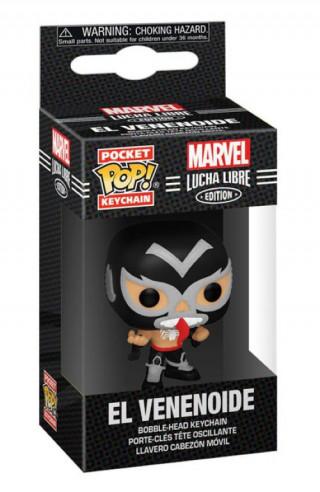 Privezak Pocket Pop! Marvel Lucha Libre - Venom