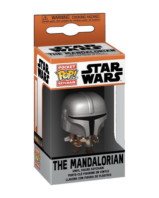 Privezak Star Wars Pocket POP! - The Mandalorian