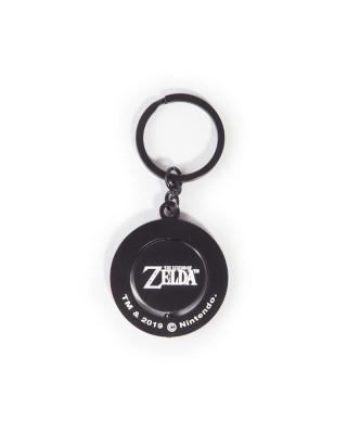 Privezak Zelda - Black & White Metal Spinner