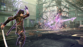 PS4 Scarlet Nexus
