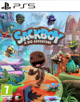 PS5 Sackboy - A Big Adventure!