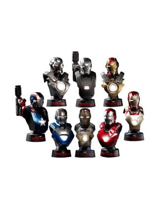 Statue Iron Man 3 - Deluxe Set