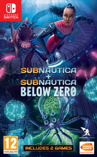 Switch Subnautica + Subnautica Below Zero