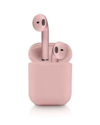 Slušalice Moye Aurras True Wireless Bluetooth - Pink