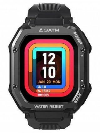 Smart Watch Moye Kairos - Black
