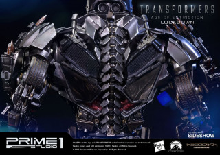 Statue Transformers - Age of Extinction - Lockdown