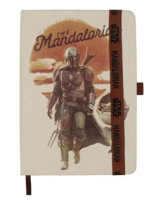 Sveska Star Wars - The Mandalorian