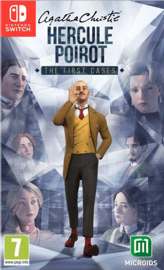 Switch Agatha Christie - Hercule Poirot-The First Cases