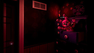 Switch Five Nights at Freddy's - Help Wanted