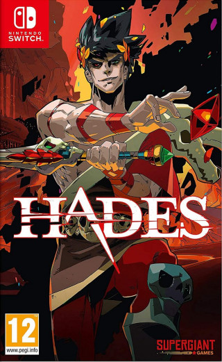 Switch Hades - Limited Edition